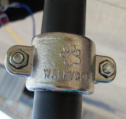 Walky Dog Hands free dog bike leash