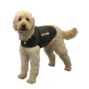 Thundershirt for dogs review - does the thundershirt work?